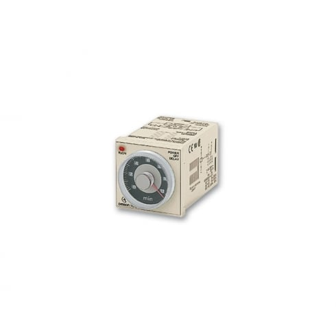Omron Off Delay Timer 8 Pin 12 Minutes