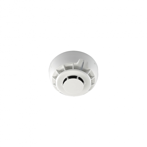 Elite Security Products Optical Smoke Detector with Base