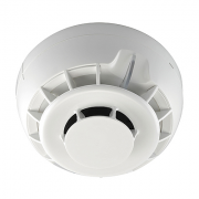 Optical Smoke Detector with Base