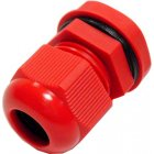 Polyamide Cable Gland 20mm Red