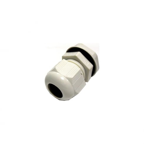 SWA Specialised Wiring Accessories Polyamide Cable Gland 20mm White Small
