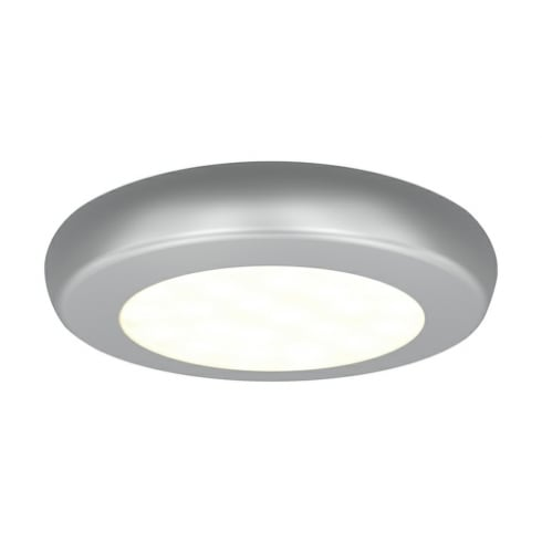 Ansell Reveal LED Cabinet Light 2W Warm White Silver