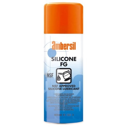 Ambersil Silicone Lubricant FG