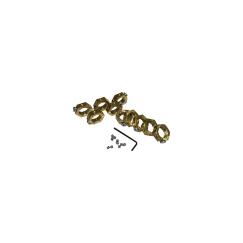 beln20 pk10 swa brass earthing nut 20mm electramania electrical rh electramania com specialised wiring accessories ltd uk Auto Wiring Accessories