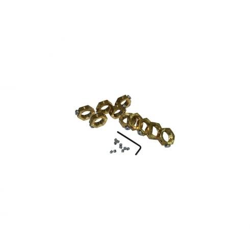 beln20 pk10 swa brass earthing nut 20mm electramania electrical rh electramania com specialised wiring accessories cardiff specialist wiring accessories