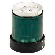 Beacon Flashing Green 24V