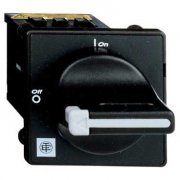 Isolator 12A 3P Door IP65