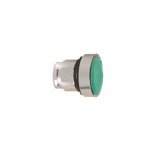 Telemecanique, Schneider Push Button Head Latching Green