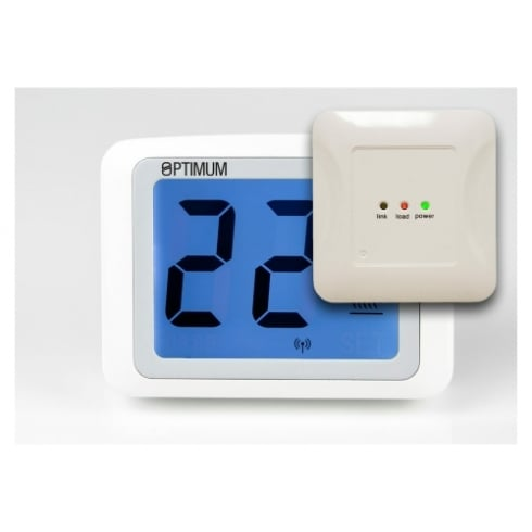Tower TFC Group Touch Screen Digital RF Room Thermostat