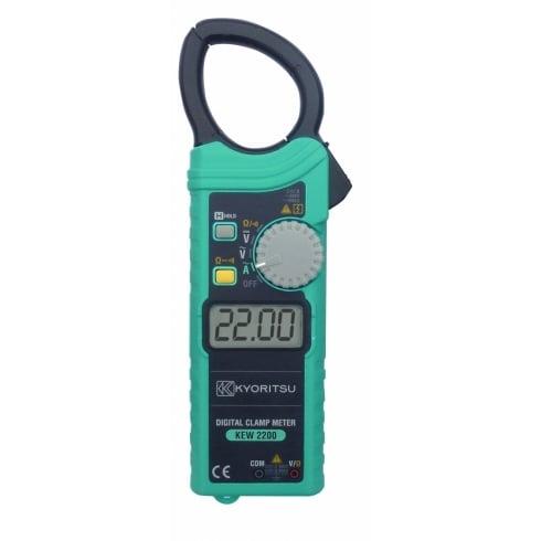 Kewtech Ultra Slim Clamp Meter 1000A 600VAC