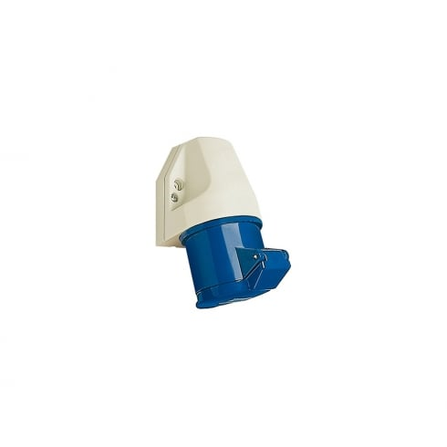 Walther Surface Socket 240V 2P+E 16A
